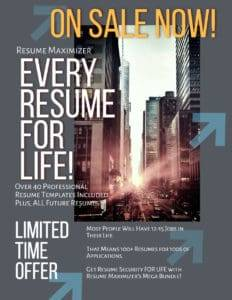 Resume Super Bundle