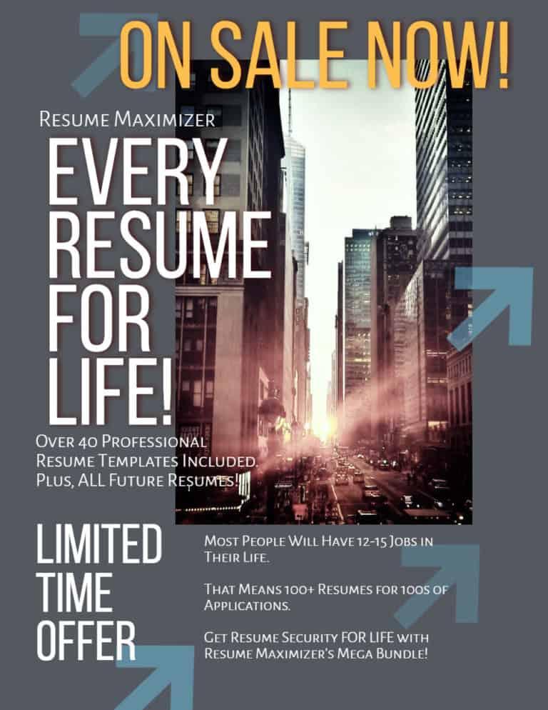 Resume Super Bundle