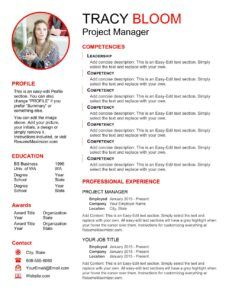Revealed Pro - Resume