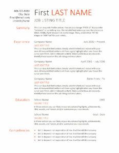 Clean Start - Resume US