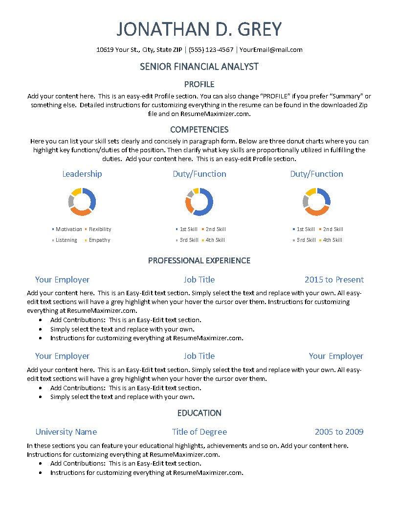 Display - Resume