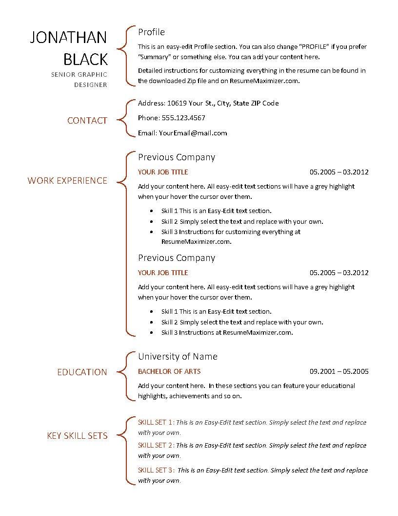 Droplet Prime - Resume