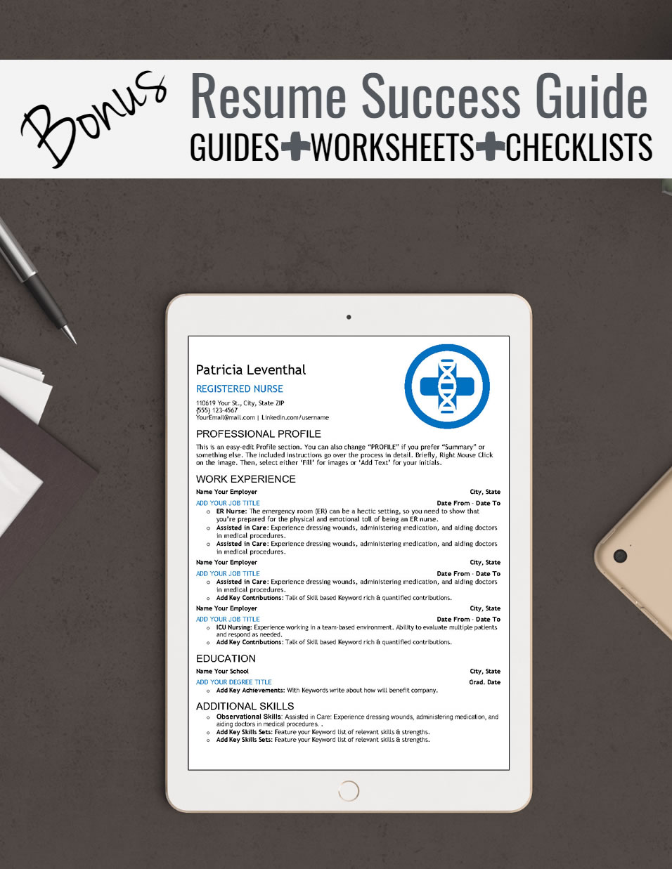 Nursing Essentials - Tablet-Mockup-LONG