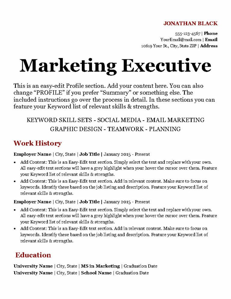 Oversized-Resume-US