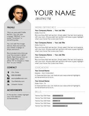 Refined Pro - Resume